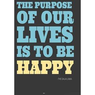 The Dalai Lama Quote Poster