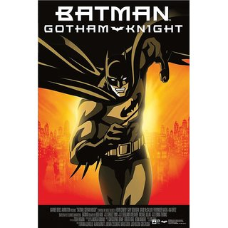 Hungover Batman Gotham Knight Special Paper Poster (12x18 inches)