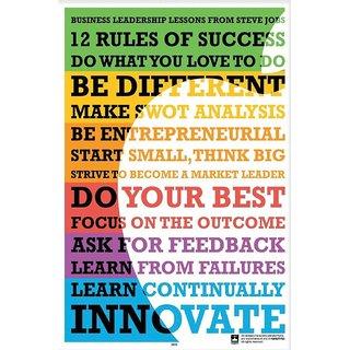 Lessons Froms Steve Jobs