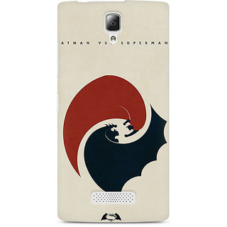 CopyCatz Dawn of Justice Capes Flying Premium Printed Case For Lenovo A2010