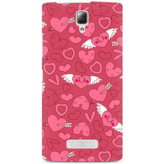 CopyCatz Wngs of Love Premium Printed Case For Lenovo A2010