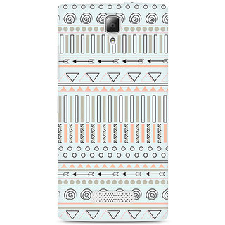 CopyCatz Tribal Chic04 Premium Printed Case For Lenovo A2010
