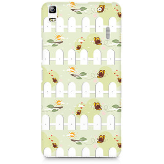 CopyCatz Jump over the Fence Premium Printed Case For Lenovo A7000