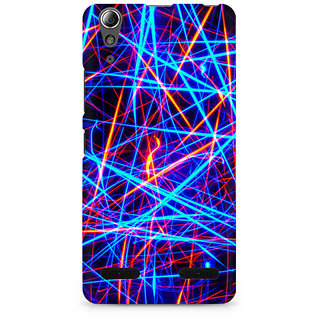 CopyCatz Abstract Ultra Premium Printed Case For Lenovo A6000