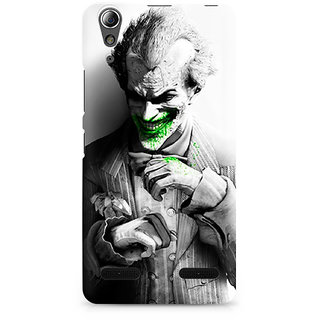 CopyCatz Arkham City Joker Premium Printed Case For Lenovo A6000