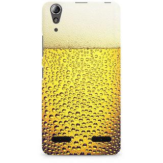 CopyCatz Beer Froth Premium Printed Case For Lenovo A6000