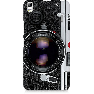 CopyCatz Camera Leica M6 Premium Printed Case For Lenovo A7000