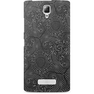 CopyCatz Tiger Art Premium Printed Case For Lenovo A2010