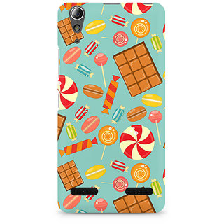 CopyCatz Chocolate and Candy Premium Printed Case For Lenovo A6000