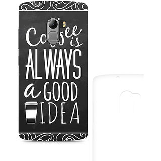 CopyCatz Coffee is always a good idea Premium Printed Case For Lenovo K4 Note