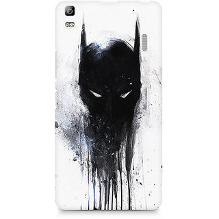 CopyCatz Fading Batman Mask Premium Printed Case For Lenovo A7000