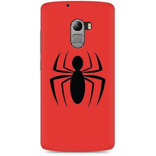 CopyCatz SpiderMan Spider Premium Printed Case For Lenovo K4 Note