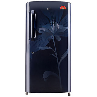 LG GL-B201AMLN 190 L Direct Cool Single Door Refrigerator - Marine Lily