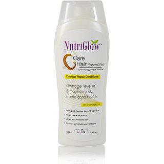 Nutriglow Care Hair Essantials Damage Repair Conditionar (Pack Of 1)