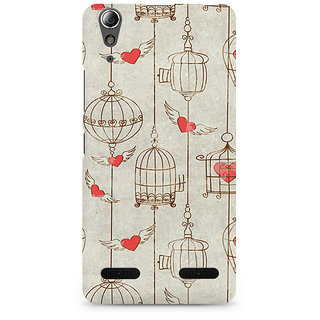 CopyCatz Cage of Love Premium Printed Case For Lenovo A6000