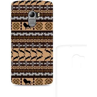 CopyCatz Tribal Lion Premium Printed Case For Lenovo K4 Note