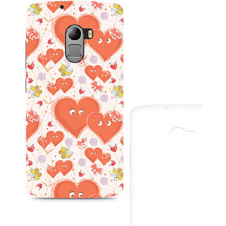 CopyCatz Oops I did it Premium Printed Case For Lenovo K4 Note