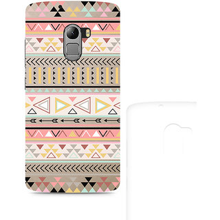 CopyCatz Tribal Chic09 Premium Printed Case For Lenovo K4 Note