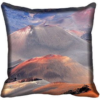 meSleep Nature Digitally Printed Cushion Cover (18x18)