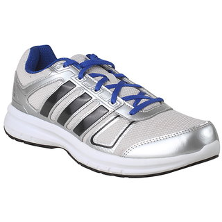 Vulkan 2.0 Adidas- Silver running shoes