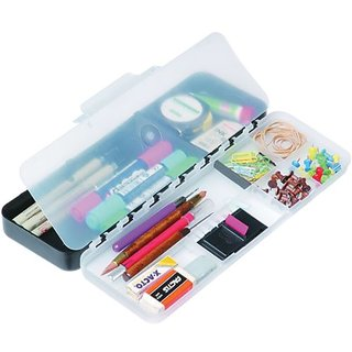 ArtBin Sketch-Pack-Translucent /Black Art Supply Box, 6880AB