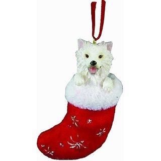 E And S Pets Orn221-85 Santas Little Pals Christmas Ornament