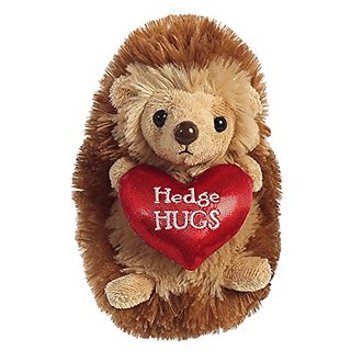Aurora World Hedgehugs Plush, Natural, 5
