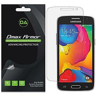 [6-Pack] Dmax Armor- Samsung Galaxy Avant Anti-Glare & Anti-Fingerprint (Matte) Screen Protector - Lifetime Replacements