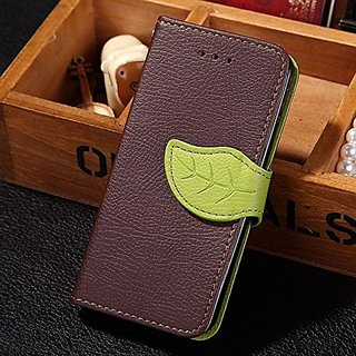 Galaxy S7 Edge Case, Eflistone Wallet Card Holder PU Leather Pouch Luxury Magnetic Flip Leaf Style Case Cover with Stand