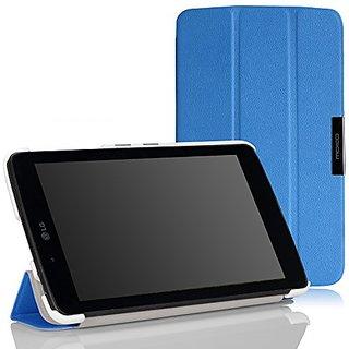 MoKo LG G Pad 7.0 Case - Ultra Slim Smart-shell Stand Case for LG G Pad V400 / V410 (LTE) / VK410 / UK410 / LK430 (G Pad