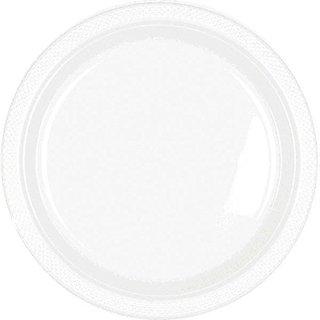 White Dinner Plates 20Ct