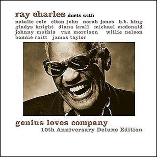 Genius Loves Company 10th Anniversary [CD/DVD Combo]