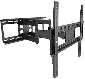 Curved  Flat Panel TV Wall Mount 50 inch Tilt / Swivel, VESA Bracket