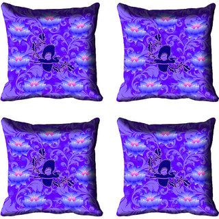 meSleep Nature Digital Printed Cushion Cover 20x20