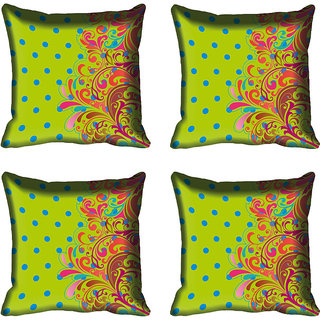 meSleep Nature Digitally Printed Cushion Cover (12X12)