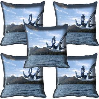 meSleep Nature Digital printed Cushion Cover (20x20)