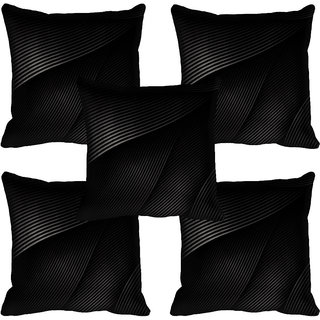 meSleep Abstract Digital printed Cushion Cover (12x12)