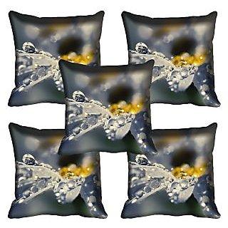 meSleep Nature Digitally Printed Cushion Cover (20x20)
