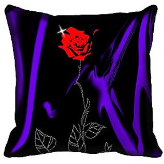 meSleep Love Digital printed Cushion Cover (12x12)