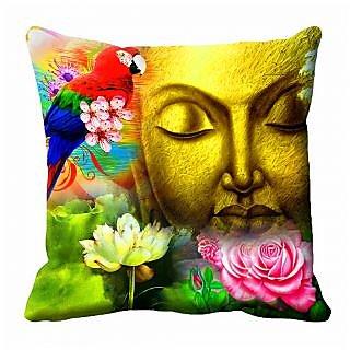 meSleep 3D Nature Cushion Cover (20x20)