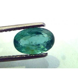 2.14 Ct Unheated Untreated Natural Zambian Emerald Panna Gemstones