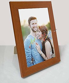 Art street Table MDF Photo Frame 5x7 photo size