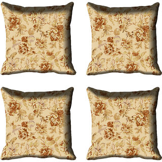 meSleep Ethnic Digitally Printed Cushion Cover (12x12)