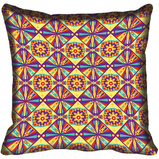 meSleep Pattern Digital Printed Cushion Cover 12x12