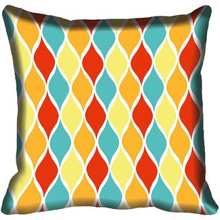 meSleep Pattern Digital Printed Cushion Cover 12x12