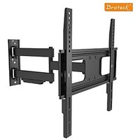 Dual Arm Full Motion Wall Mount For Curved amp Flat Panel TV 50inch (LPA36-443)