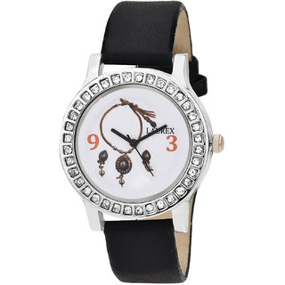 Laurex Analog Round Casual Wear Watches for Girl-lx-146