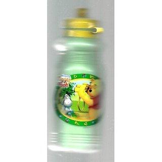 Disney Winnie the Pooh 17oz Pop-up Top Plastic Water Bottle