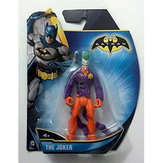 The Joker Batman Figure 2013 Mattel
