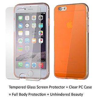 iPhone 6 Case iPhone 6S Case, Scratch Resistant, Clambo Clear iPhone 6 Case Clear iPhone 6S Case for iPhone 6 6S + Tempe